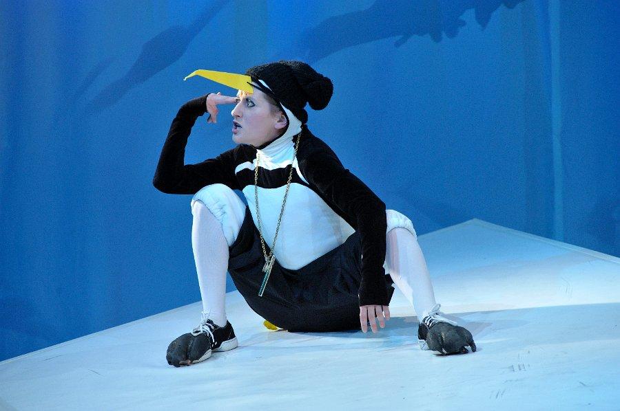 An der Arche um Acht -  3. Pinguin