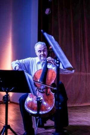 Wolfgang Lehner - Cello