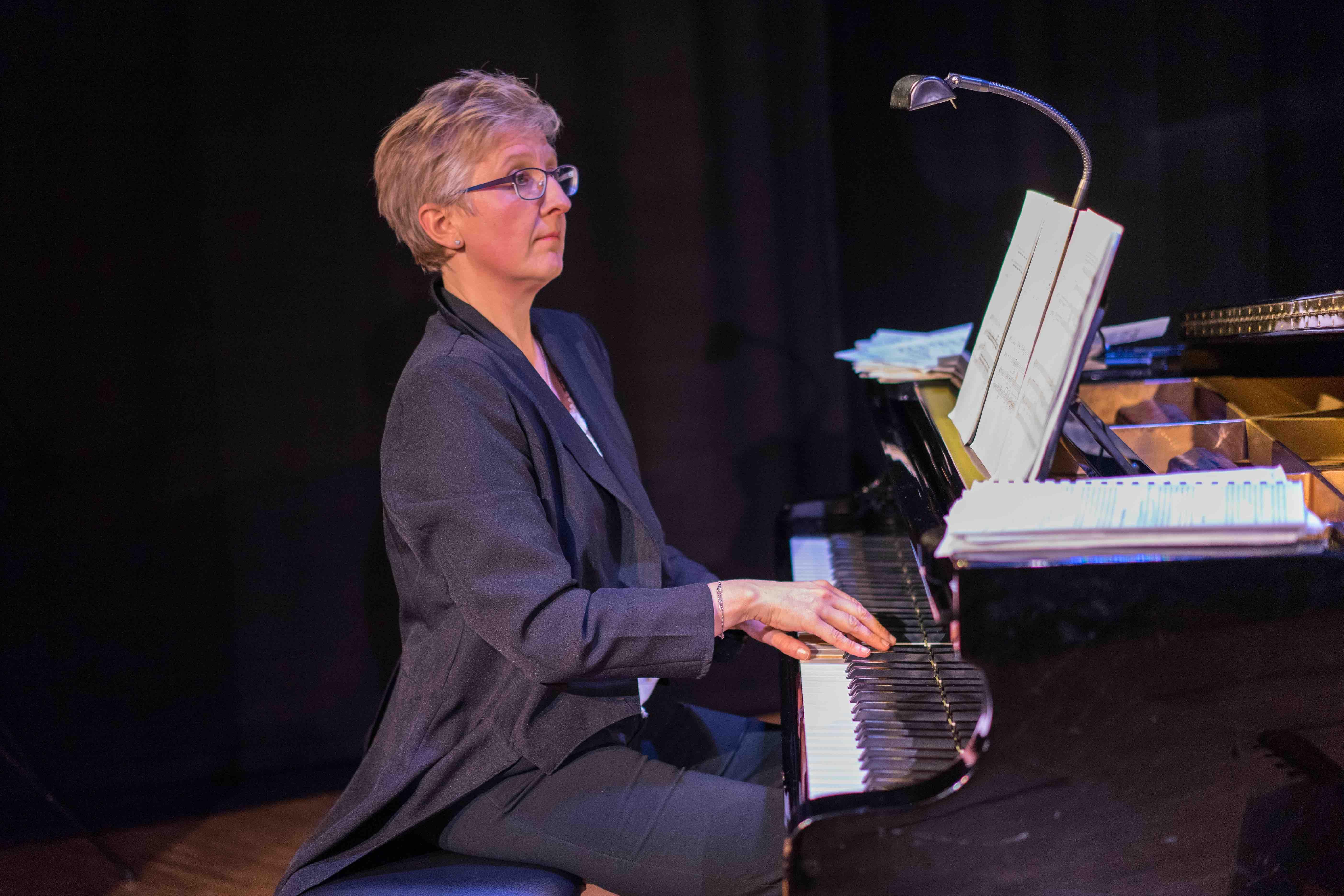 Aline Koenig - Piano
